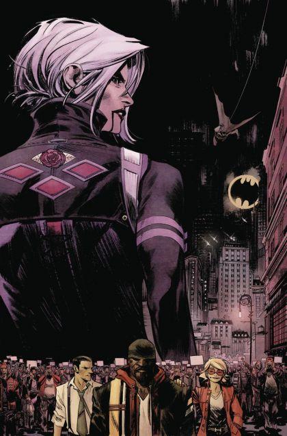 Batman: White Knight #5A