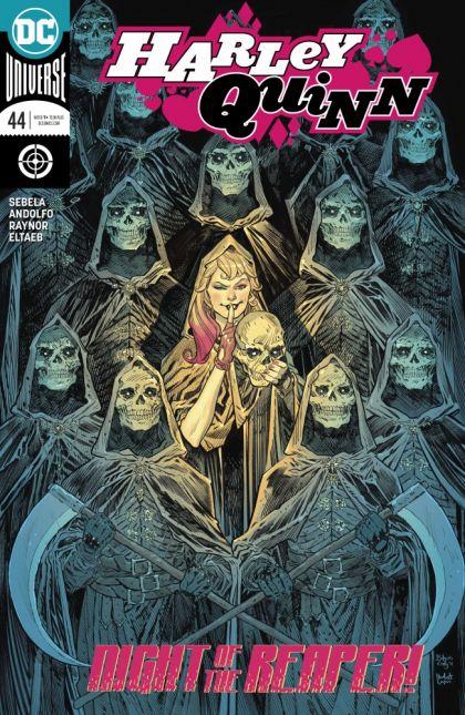 Harley Quinn, Vol. 3 #44A