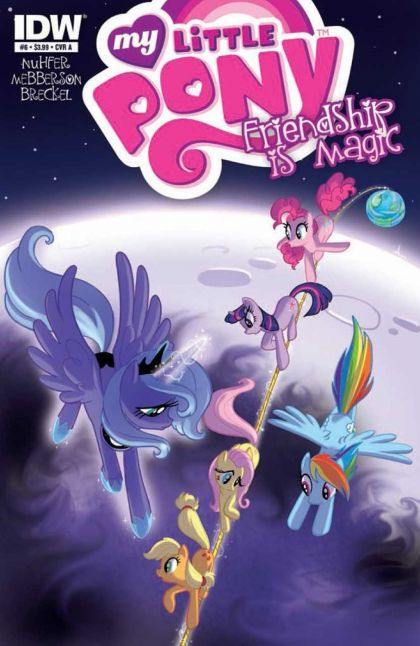 My little pony friendship is magic 6a nightmare rarity on