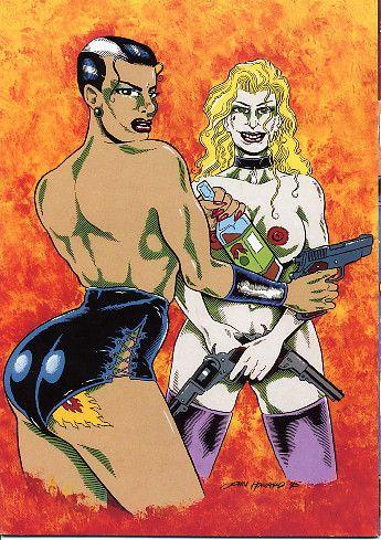 Tienes horny biker slut comics Asses