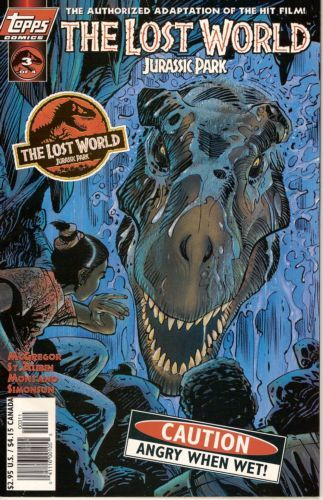Jurassic Park: The Lost World #3