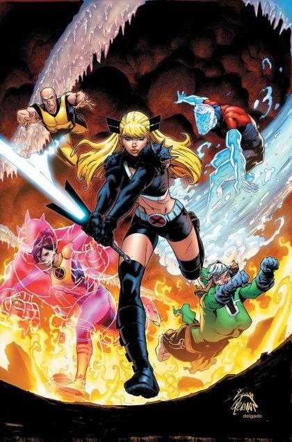 X-Men: Gold, Vol. 2 #25A