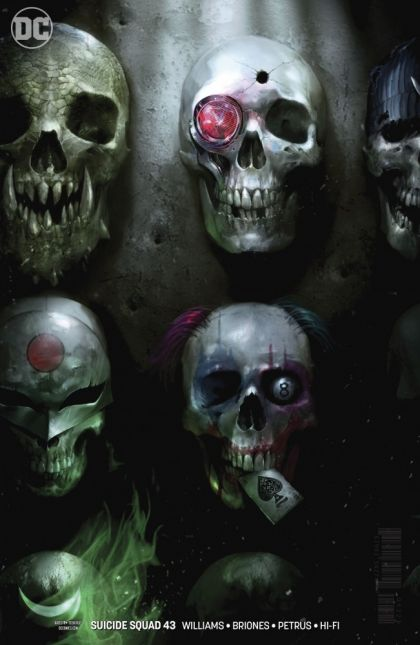 Suicide Squad, Vol. 4 #43B