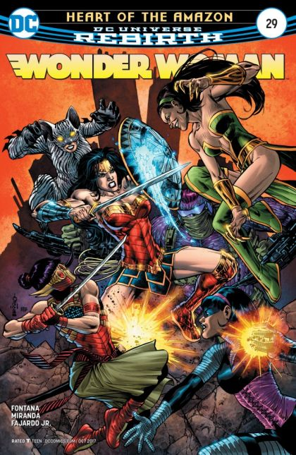 Wonder Woman, Vol. 5 #29A
