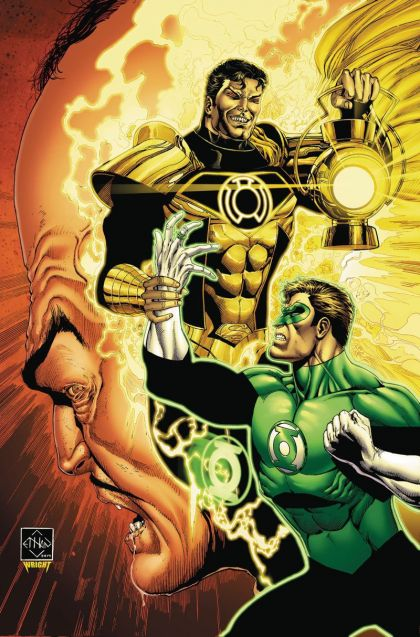 Hal Jordan and the Green Lantern Corps #30A