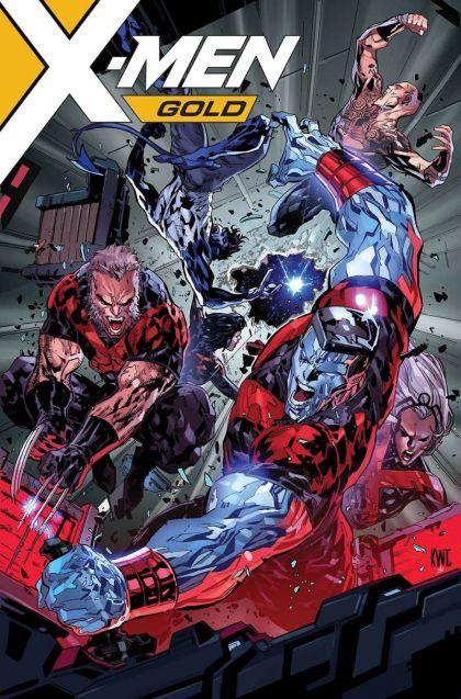 X-Men: Gold, Vol. 2 #19