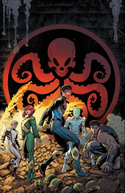X-Men: Blue #7A