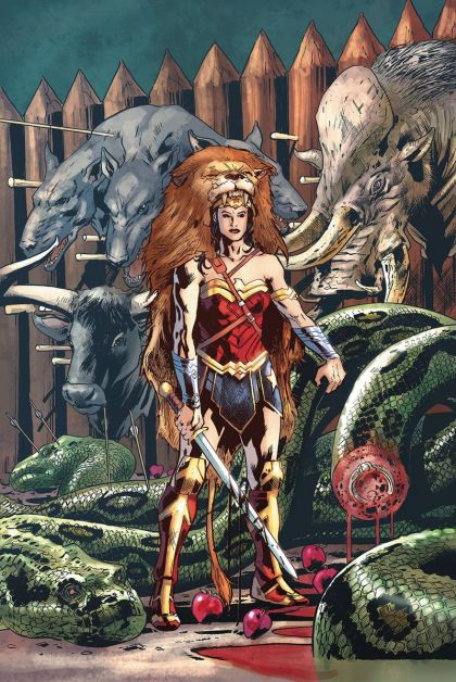 Wonder Woman, Vol. 5 #32A