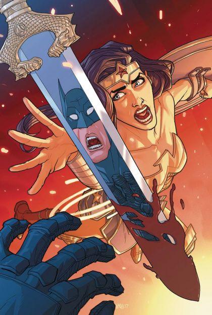 Justice League, Vol. 2 #34A