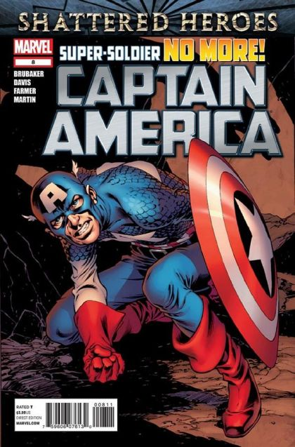 Captain America, Vol. 6 #8