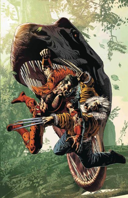 Old Man Logan, Vol. 2 #42