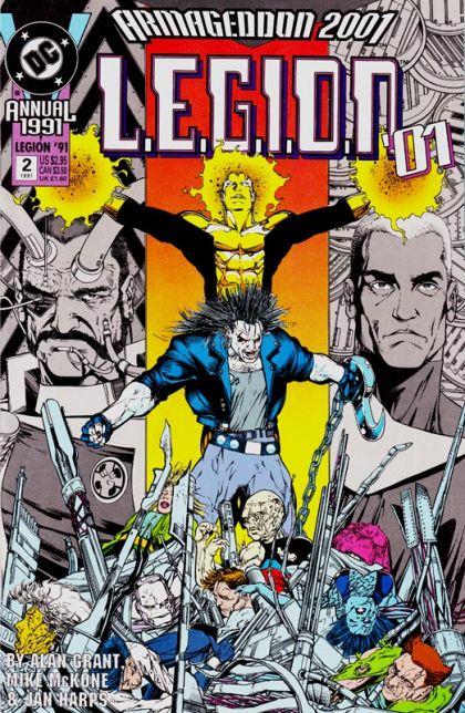 L.E.G.I.O.N. Annual #2