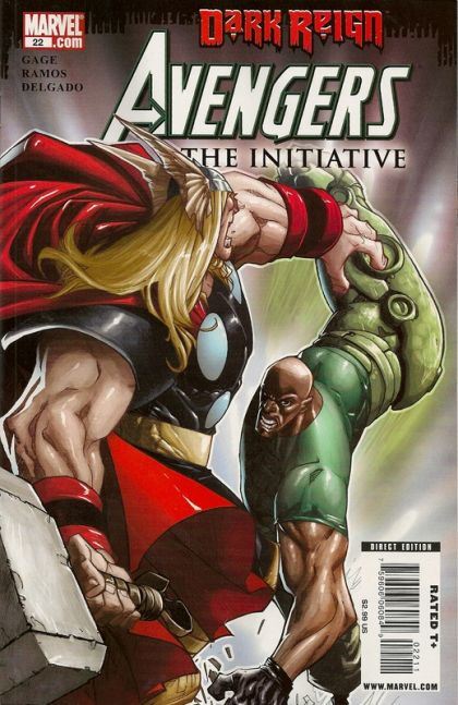Avengers the initiative 22