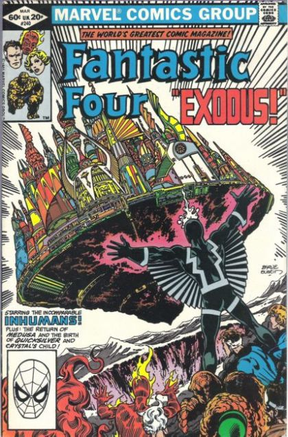 Fantastic Four #79 (Vol 1, October 1968)