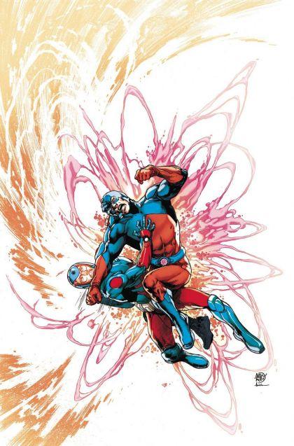 Justice League Of America, Vol. 5 #17A
