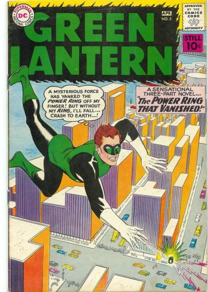 Green lantern ring comic - photo#19