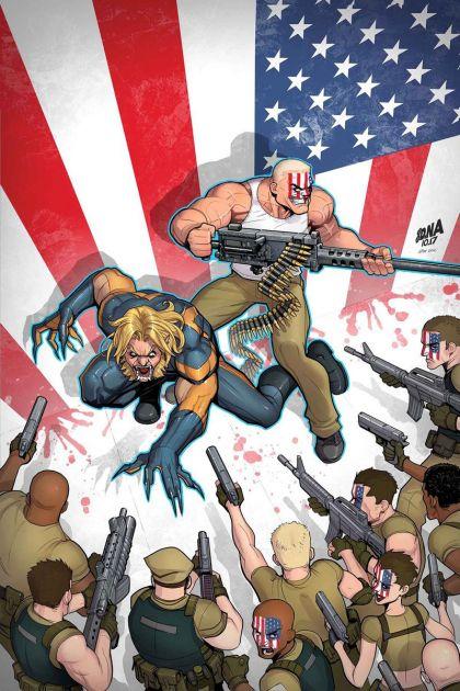 Weapon X, Vol. 3 #13