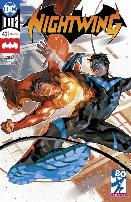 Nightwing, Vol. 4 #43B