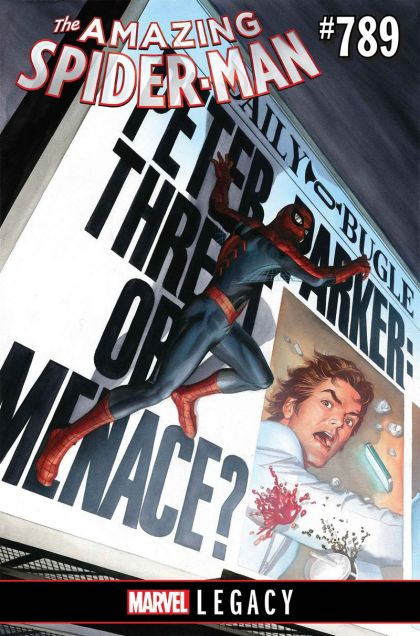 The Amazing Spider-Man, Vol. 4 #789A