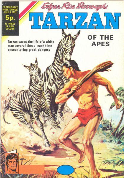 Tarzan of the apes character analysis essay