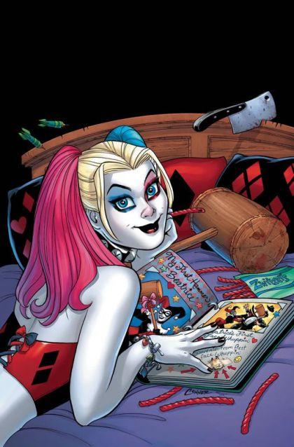 Harley Quinn, Vol. 3 #21A