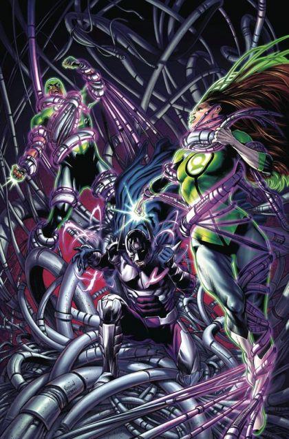 Green Lanterns #20A