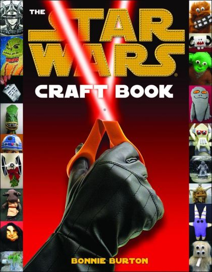 Book Cover Craft Update : Star wars craft book on collectorz core comics