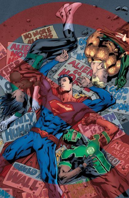 Justice League, Vol. 2 #22A
