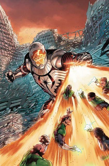 Hal Jordan and the Green Lantern Corps #42A
