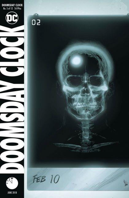 Doomsday Clock #5A