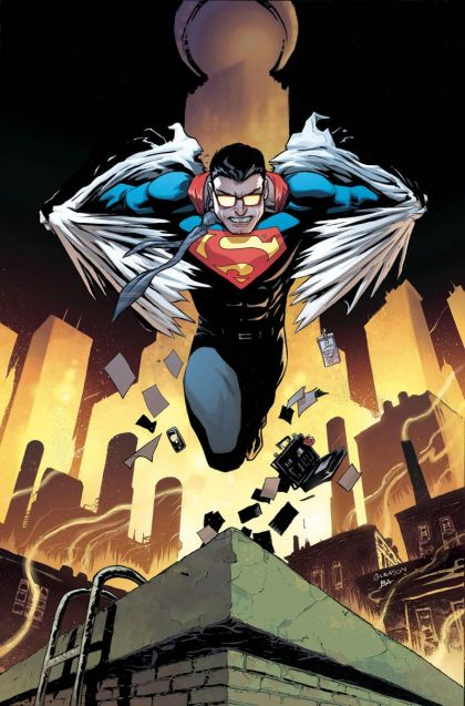 Action Comics, Vol. 3 #1001A