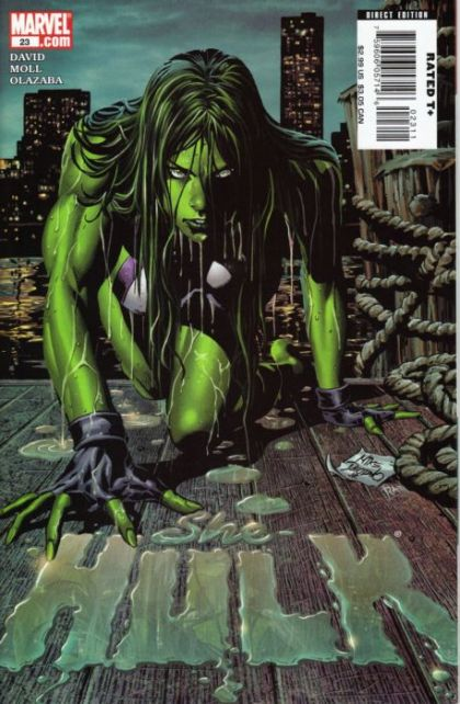 She-Hulk, Vol. 2 #23