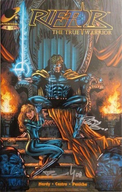 Riftor: The True Warrior #1 On Collectorz.com Core Comics