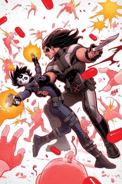 Weapon X, Vol. 3 #14