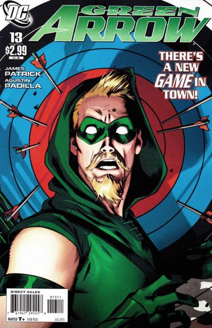 Green Arrow, Vol. 4 #13 Projectiles