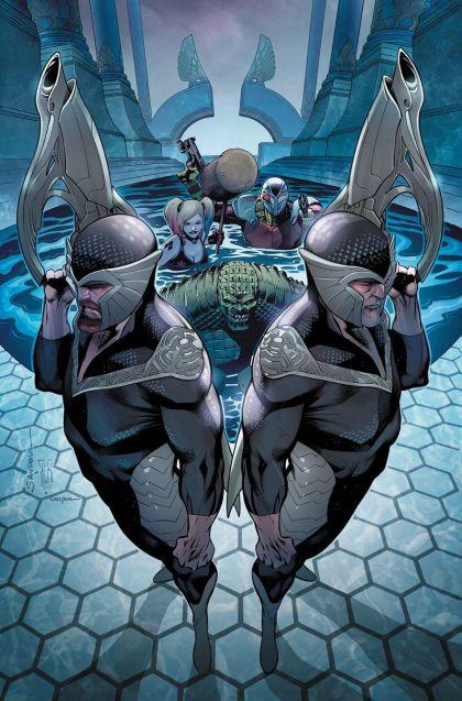 Suicide Squad, Vol. 4 #45A