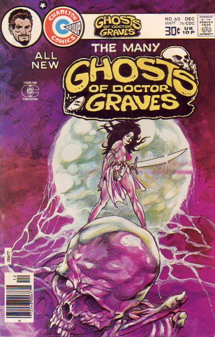The Many Ghosts of Doctor Graves #60