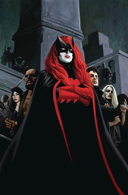 Batwoman #3A