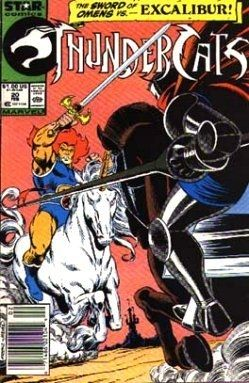 Thunder Cats Comics on Thundercats  Marvel Comics   Star Comics   20 On Comic Collector