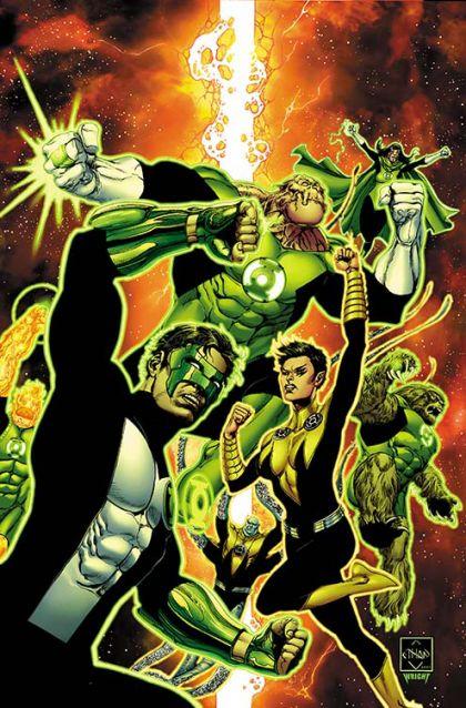 Hal Jordan and the Green Lantern Corps #21A