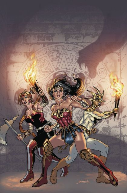 Wonder Woman, Vol. 5 #52A