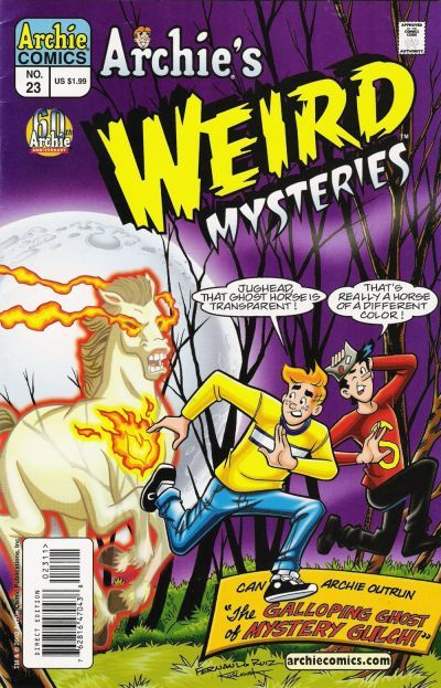 Showing Porn Images for Archies weird mysteries comic porn ...