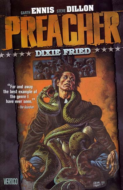 Preacher Book 5 TP by Garth Ennis (English) Paperback Book