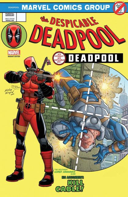Deadpool, Vol. 5 #287C