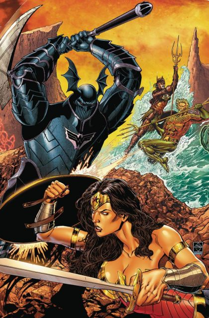 Justice League, Vol. 2 #32A