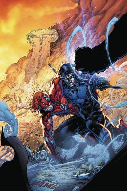 Titans, Vol. 2 #17A