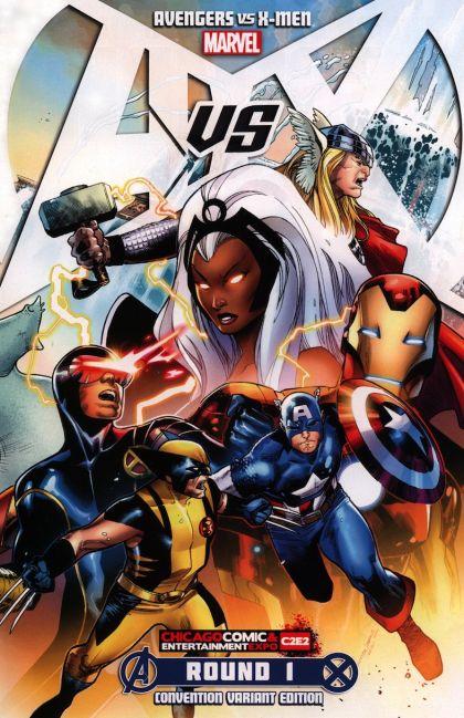 Avengers vs. X-Men #1K