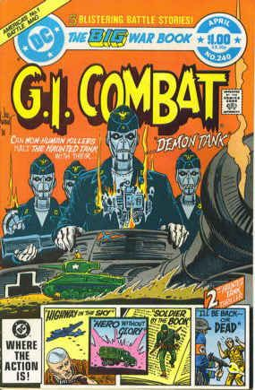 Collector Connect » Comic Database » G.I. Combat, Vol. 1 » #240