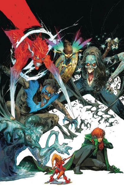 Titans, Vol. 2 #12A