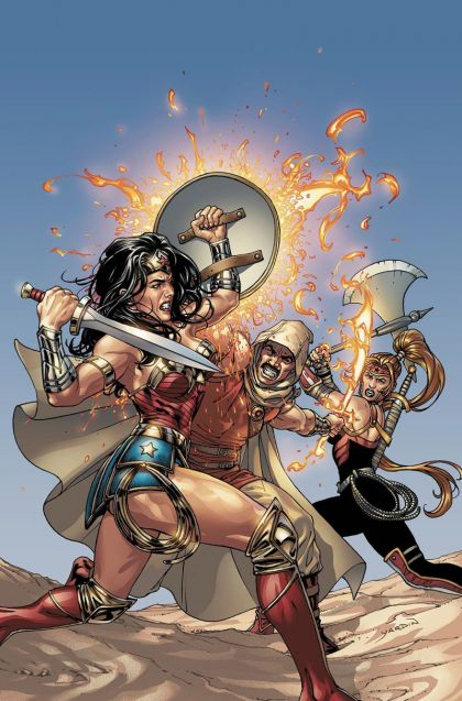 Wonder Woman, Vol. 5 #54A